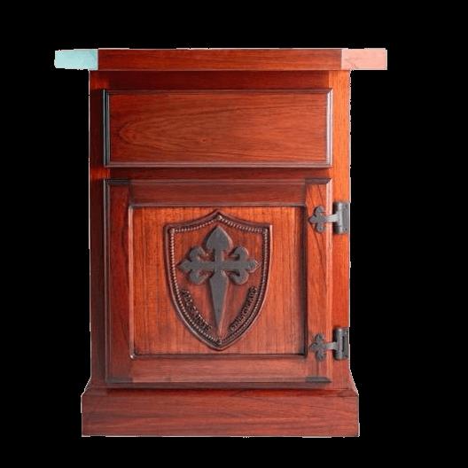 tabernacle closed door